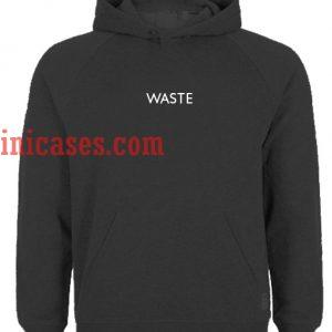 Waste Hoodie pullover