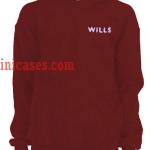 Wills Hoodie pullover