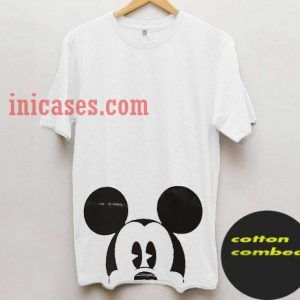 mickey mouse Bottom T shirt