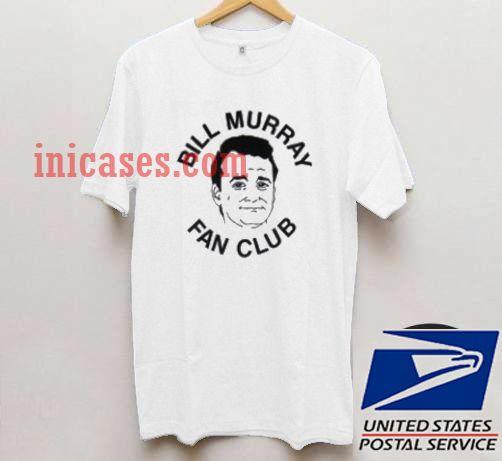Bill Murray Fan club T shirt