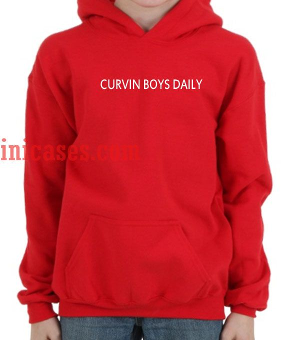 Curvin Boys Daily Hoodie pullover