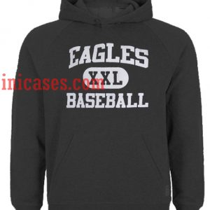 Eagle xxl base ball Hoodie pullover