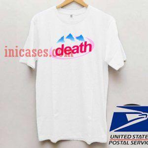 Evian Death T shirt