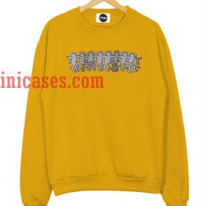Funny Yellow Sweatshirt