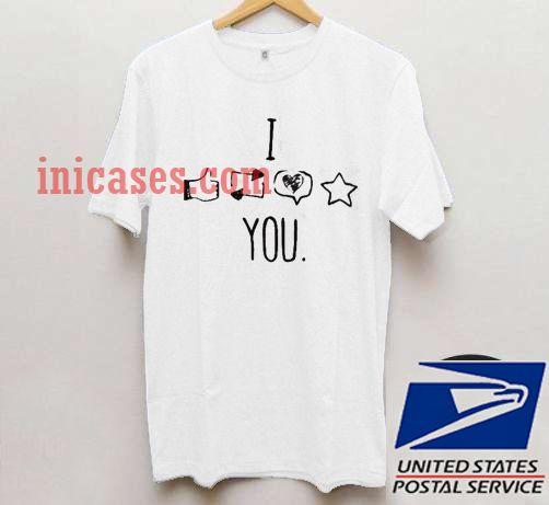 I Like Retweet Favorite You T shirt