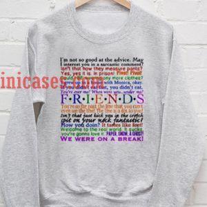 Im Not So Good At The Advice Sweatshirt