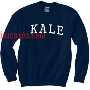 KALE Dark Blue Sweatshirt