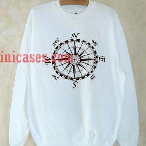 Mariner's Compass Sweatshirt