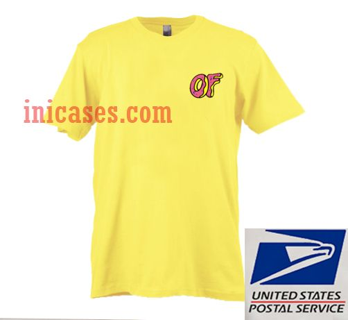 73a6ff1a689a0d Odd future yellow T shirt