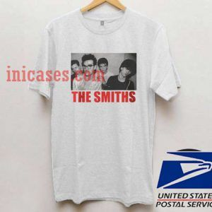 Retro The Smiths T shirt