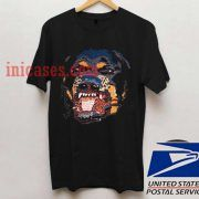 Givenchy Sequin Rottweiler T shirt
