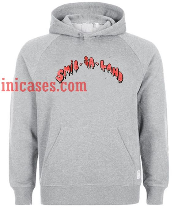 Smibsaland Hoodie pullover