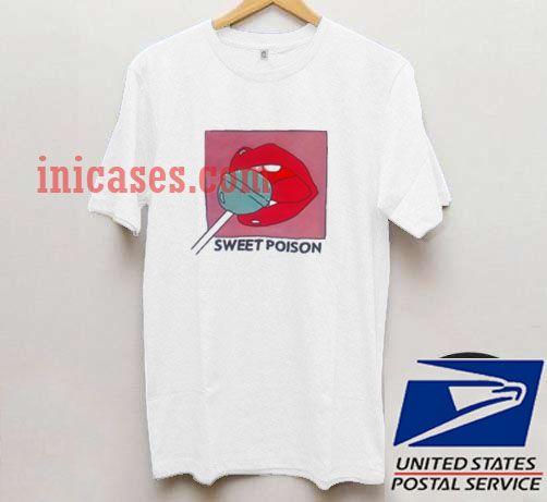 Sweet Poison T shirt