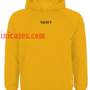 Yachty Hoodie pullover