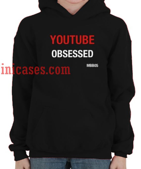 Youtube obsessed Hoodie pullover