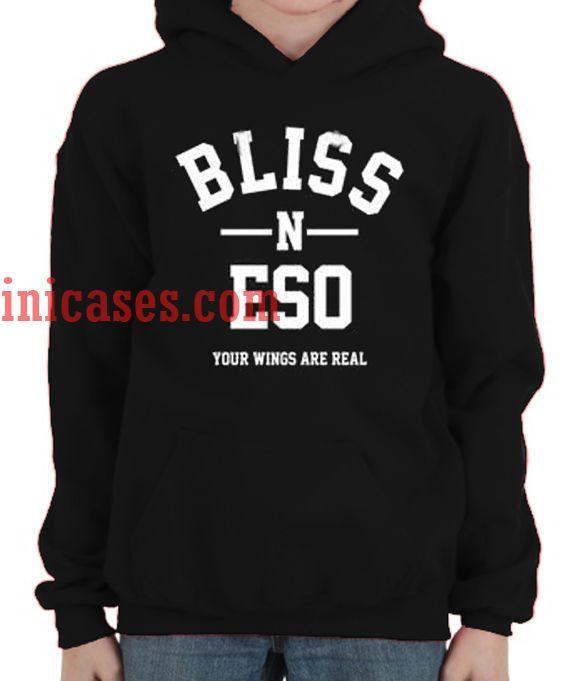 bliss n eso Hoodie pullover