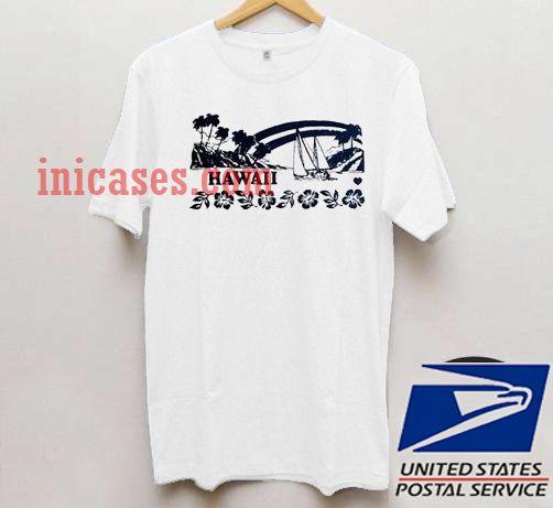 brandy melville hawaii T shirt