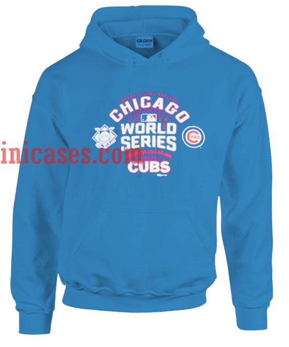 chicago world series cubs Hoodie pullover
