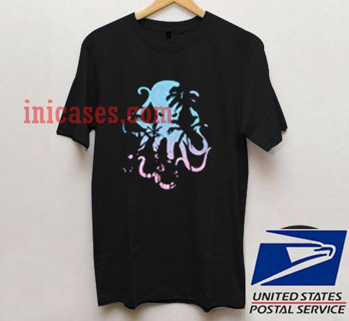 octopus Blink T shirt