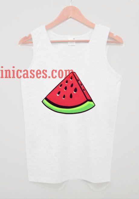 watermelon tank top unisex