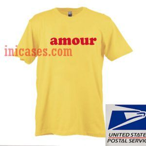 Amour T shirt