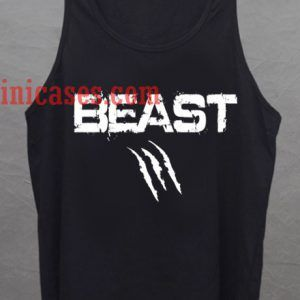 Beauty and Beast tank top unisex