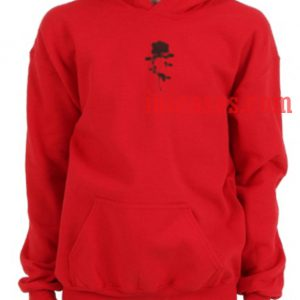 Black Rose Red Hoodie pullover