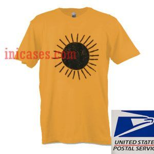 Black Sun T shirt
