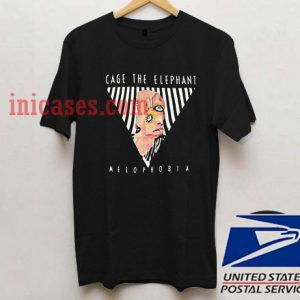 Cage The Elephant melophobia T shirt