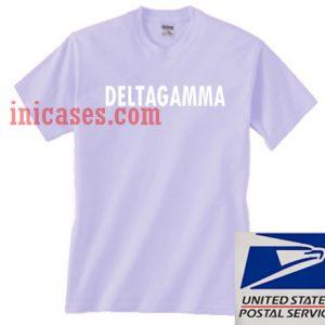 DELTAGAMMA T shirt