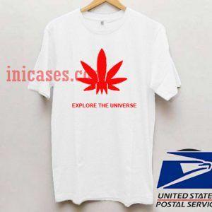 Explore the Universe T shirt