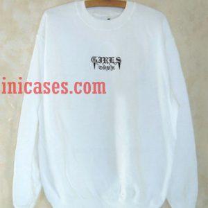 Girls Tour Sweatshirt