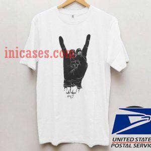 Hand Rock T shirt