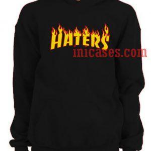 Haters Hoodie pullover