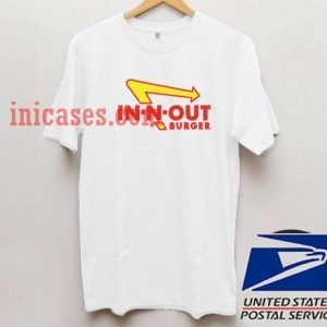 In N Out Burger T shirt