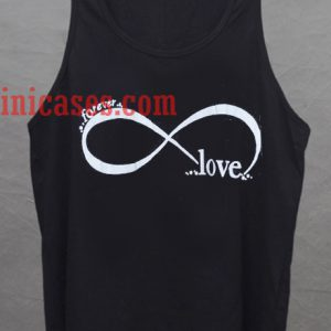 Infinity forever love Tank top