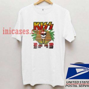 KISS Hot in the Shade 1990 Tour T shirt