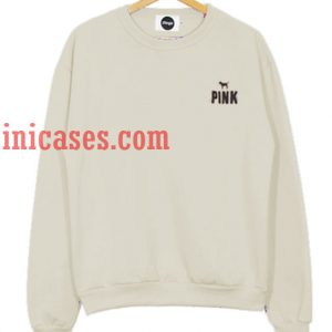 Pink Beidge Sweatshirt