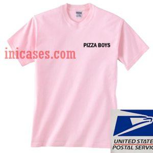 Pizza Boys T shirt
