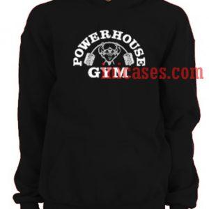 Powerhouse Gym Logo Hoodie pullover