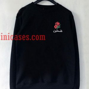 Rose Arabic Sweatshirt