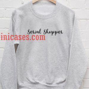 Serial Shopper Sweatshirt
