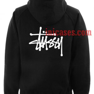 Stussy Logo Back Hoodie pullover