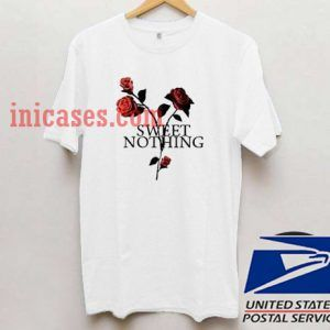 Sweet Nothing Flower T shirt
