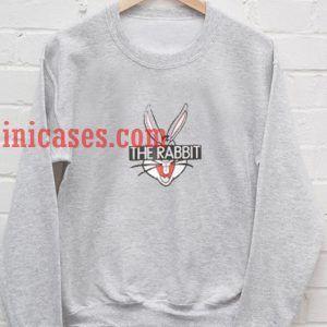 The Rabbit Bugs Bunny Sweatshirt