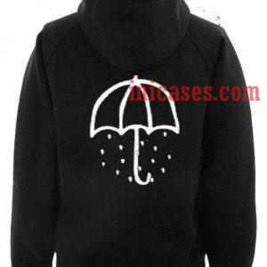 Umbrella rain Hoodie pullover