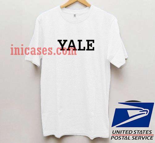 Yale T shirt