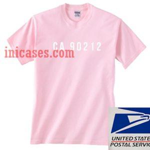 ca 90212 T shirt