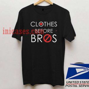 clothes before bros T shirt
