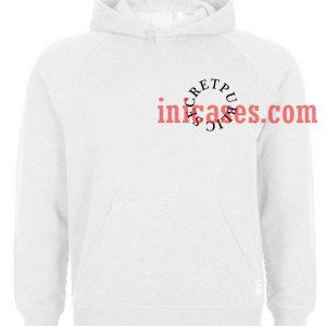 secret public Hoodie pullover
